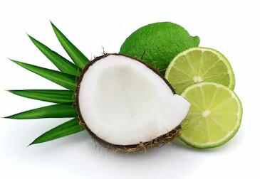 Coconut Lime Verbena Type Fragrance