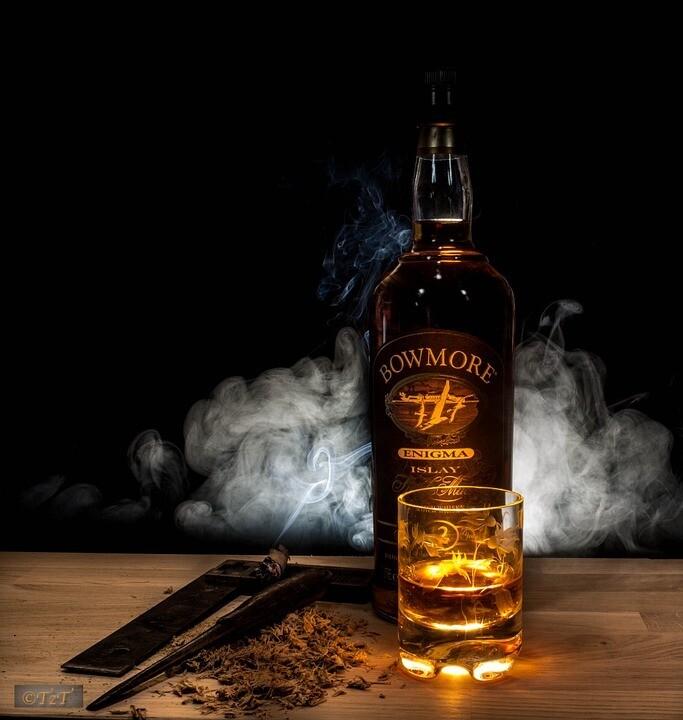Whiskey Fireball Fragrance