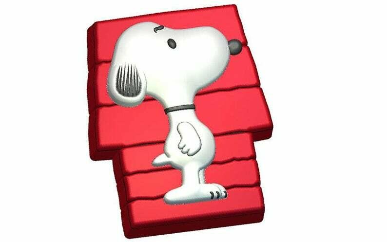 Snoopy Mold