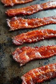 Bacon Flavoring Sweetened