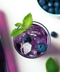Acai & Blueberry Flavoring Sweetened