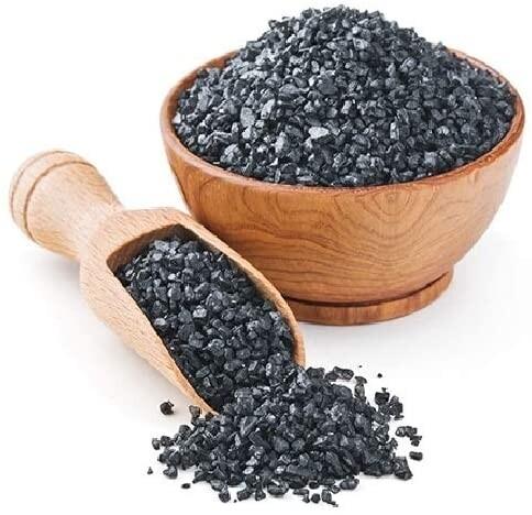 Black Pacific Sea Salt Coarse Grain