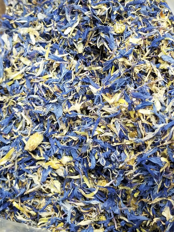 Cornflower Petals (Blue)