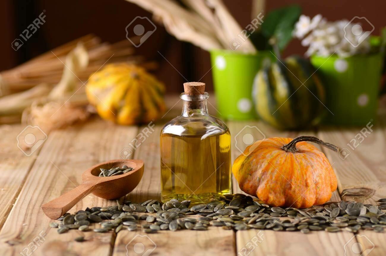 Pumpkin Seed Oil (Refined)