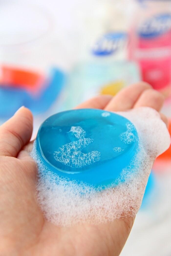 Jelly Soap Base