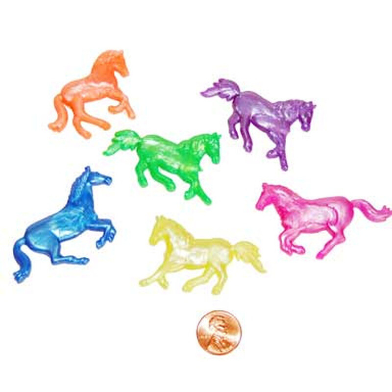 Squishy Horse Toys