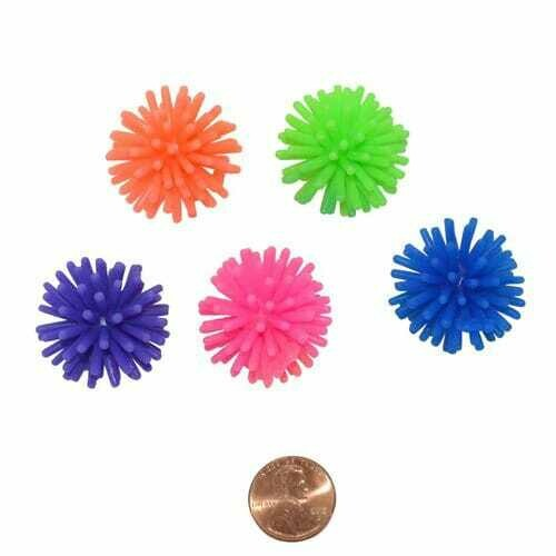 Squishy Spikey Ball Toys