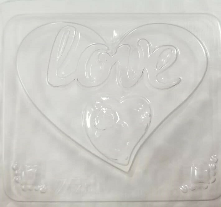 Love Heart Mold