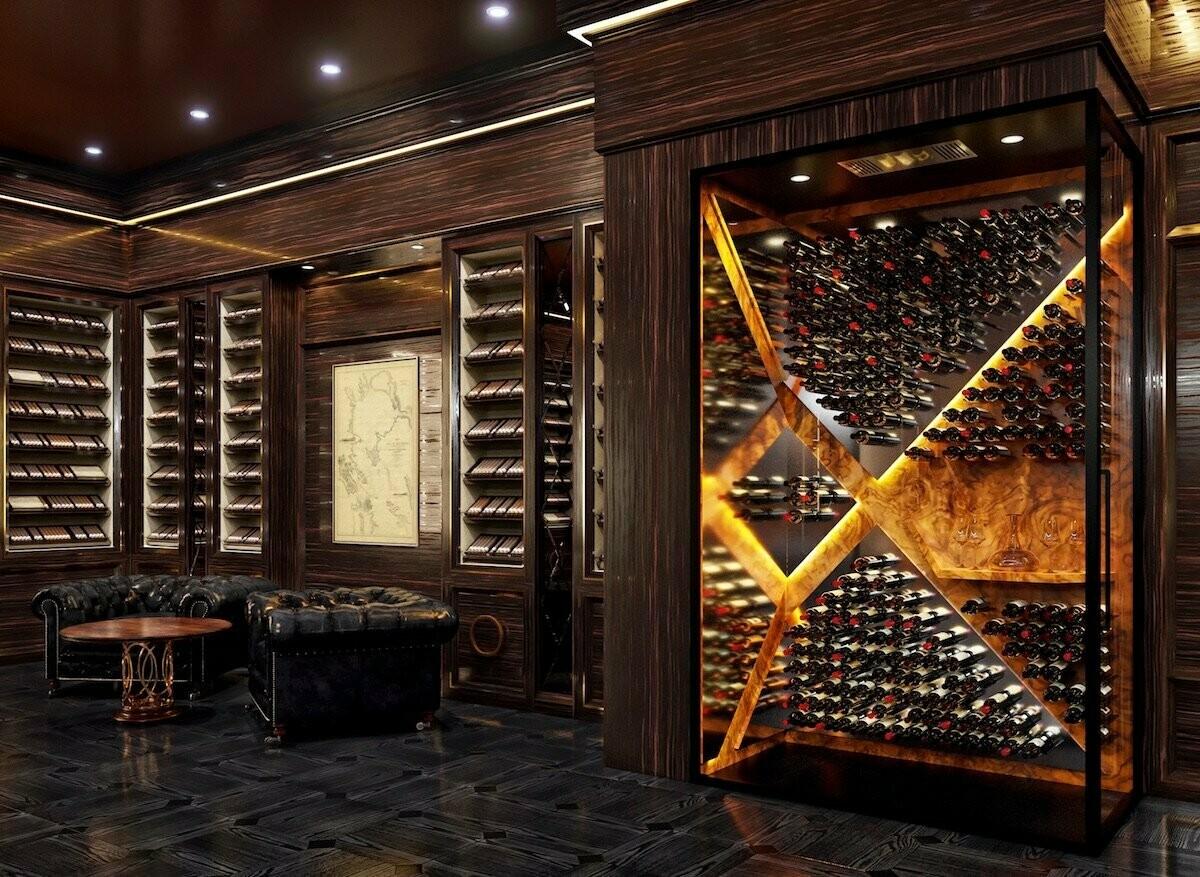 Wine Cellar BBW Type Fragrance