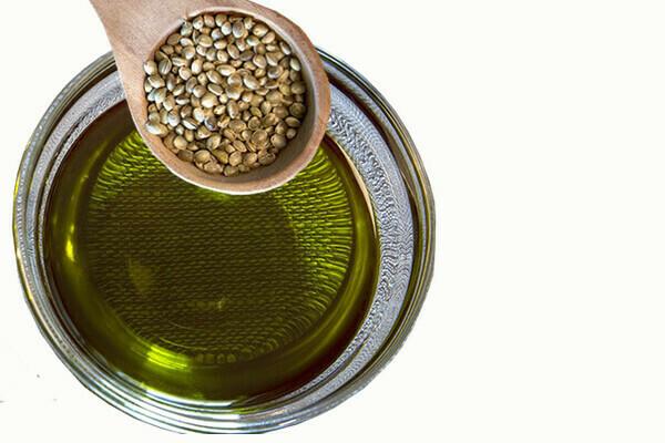 Hemp Seed Oil Gallon