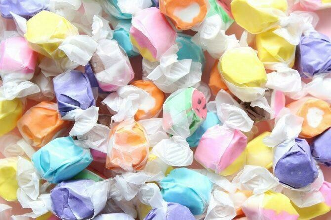 Salt Water Taffy *Type*  Flavoring Unsweetened