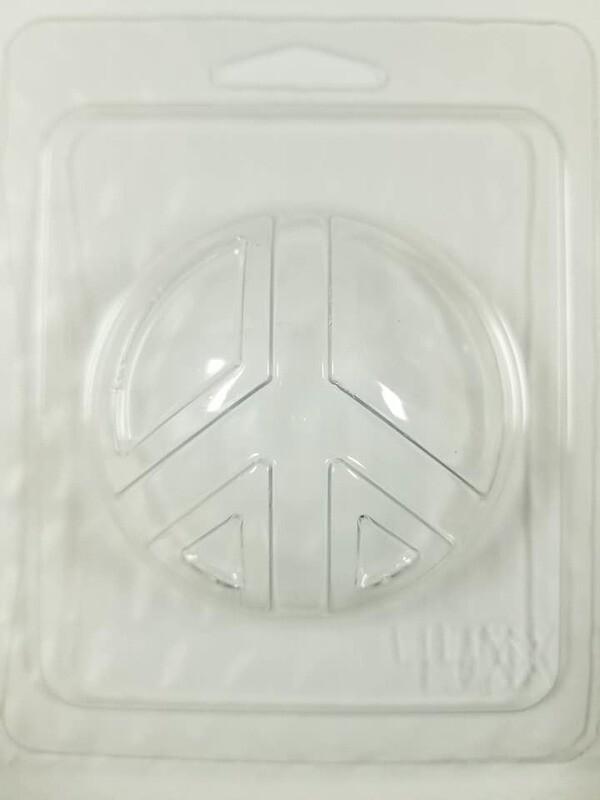 Peace Sign Mold