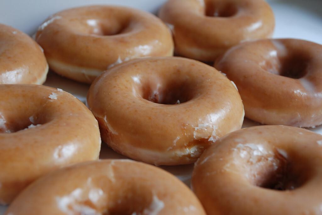 Glazed Krispy Kreme Donuts Flavoring (Unsweetened)