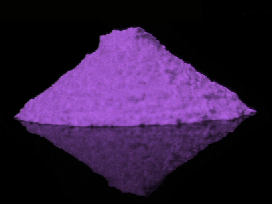 Glow in the Dark Dark Purple