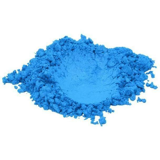 Blue Raspberry Lollipop Mica LIP SAFE