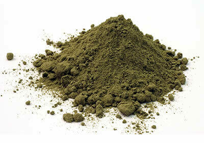 Organic Sea Algae ( Kelp ) Powder