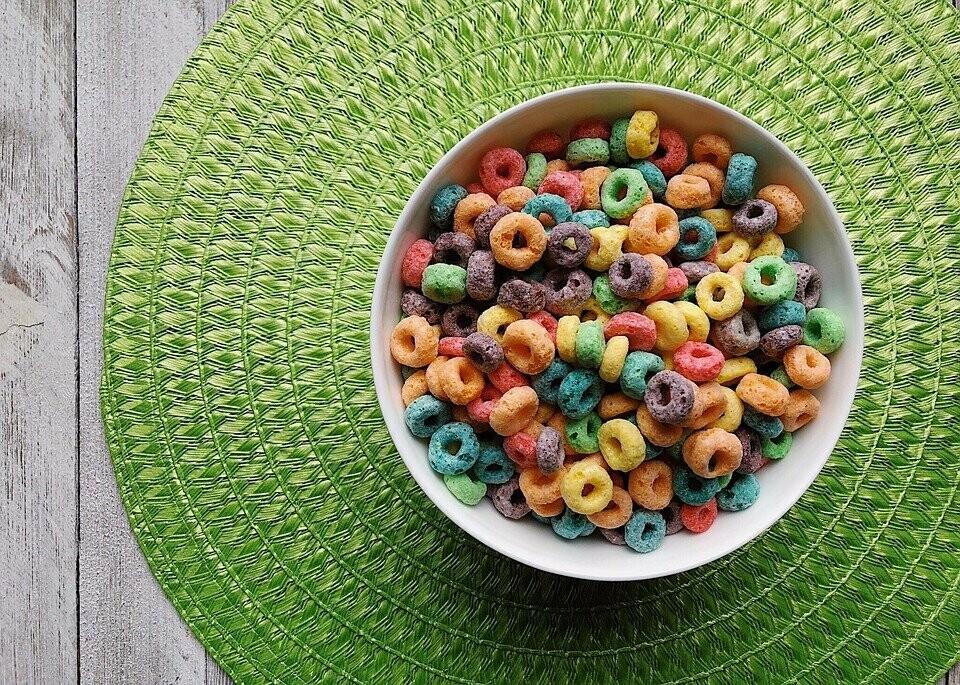 Fruit Loops Type Flavoring (Unsweetened)
