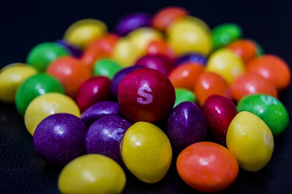 Skittles Type Flavoring (Unsweetened)