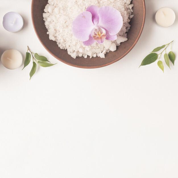 Sea Salt & Orchid Fragrance