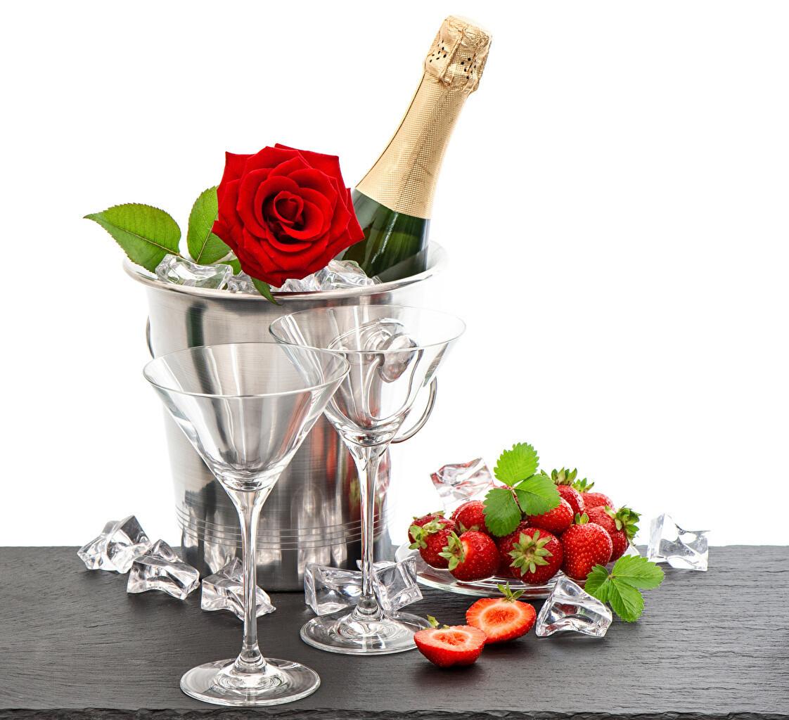 Strawberry & Champagne VS Type Fragrance