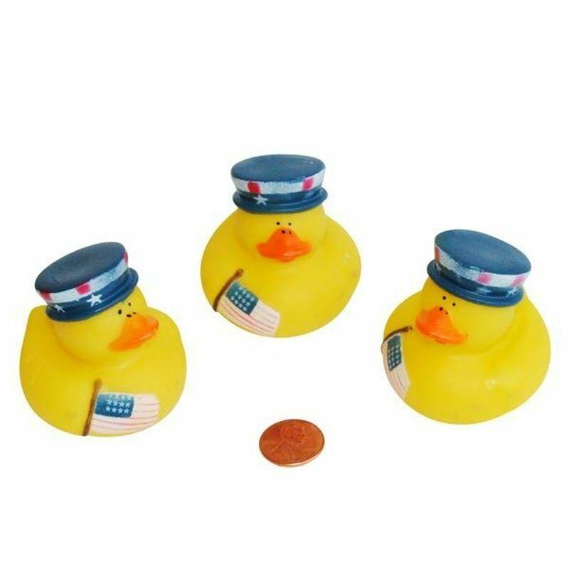 6 Patriotic Duckies