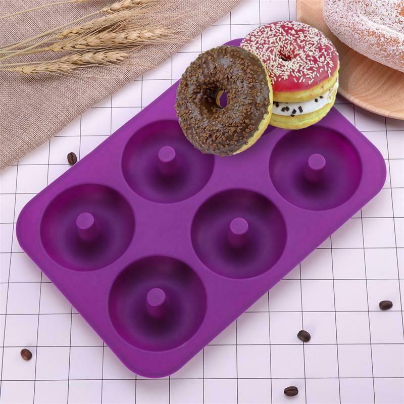 6 Cavity Donut Mold