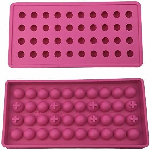 Silicone Multi Cavity Ball Mold