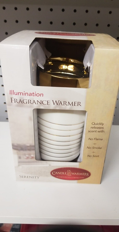 Fragrance Warmer / Wax Melter