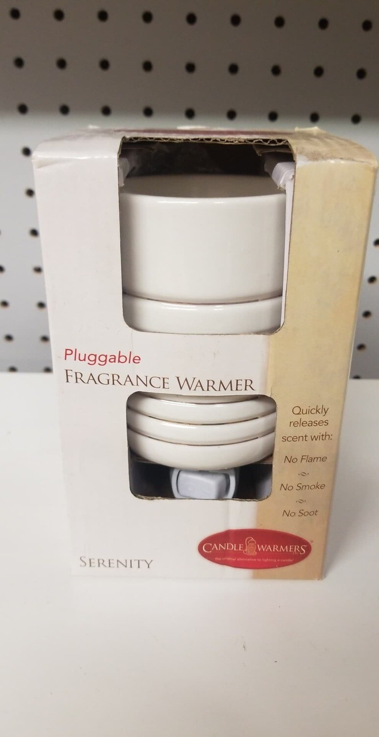 Pluggable Fragrance Warmer / Wax Melter