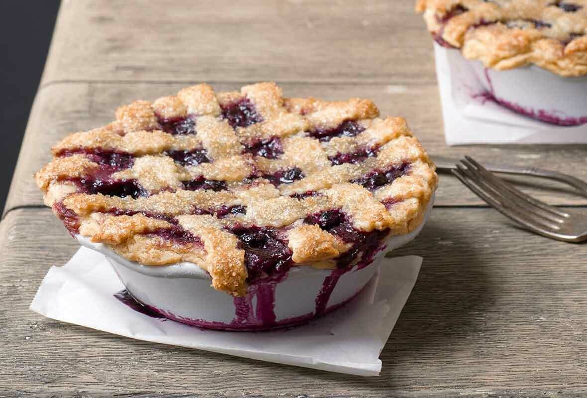 Wild Blueberry Pie Fragrance SES Exclusive