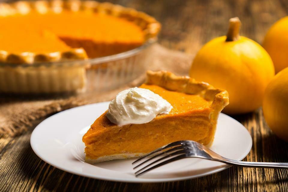 Sweet Vanilla Pumpkin Pie PEAK TYPE Fragrance