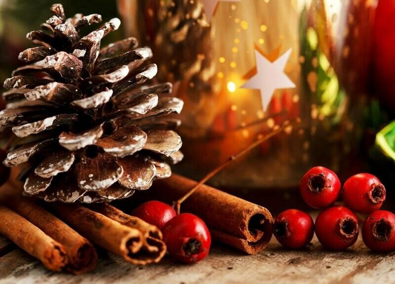 Holiday Cinnamon Fragrance Oil
