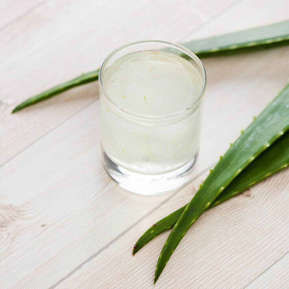 100% Aloe Vera Liquid Gallon