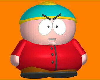 Eric South Park Mold