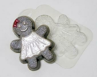 Gingerbread Woman Mold