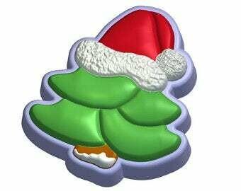 Christmas Fir Mold
