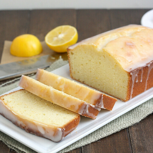 Lemon Pound Cake Fragrance