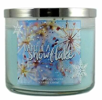 Vanilla Snowflake BBW Type Fragrance