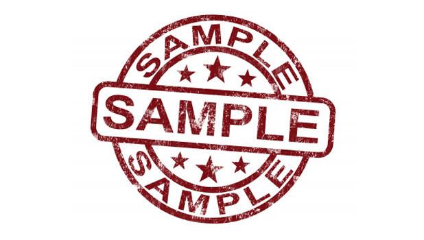 Sample Fragrance Sample Pack