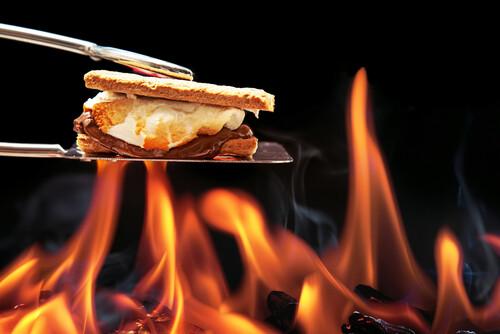 Bonfire Smores BBW Type Fragrance