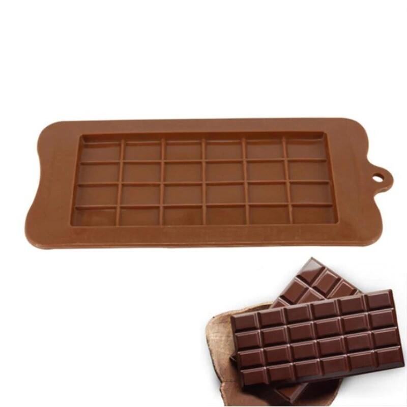 Chocolate Bar Silicone Mold