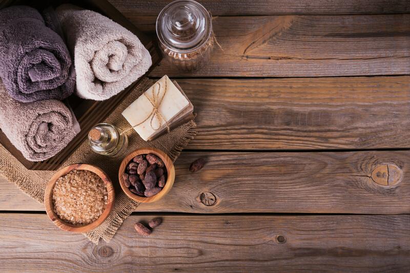 Sea Salt & Cocoa Bean Fragrance