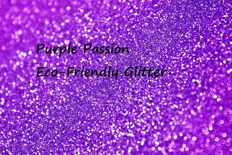Purple Passion Eco-Friendly Glitter