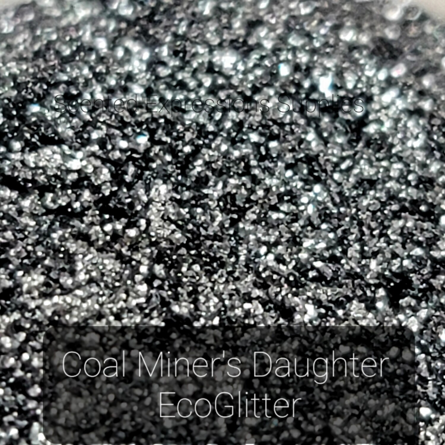 Coal Miners Daughter Eco-Friendly Glitter