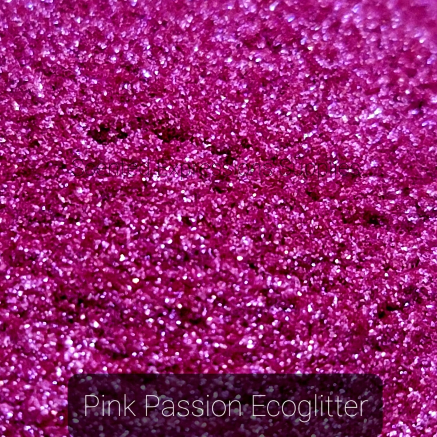 Pink Passion Eco-Friendly Glitter