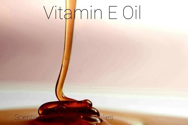 Vitamin E Oil Organic