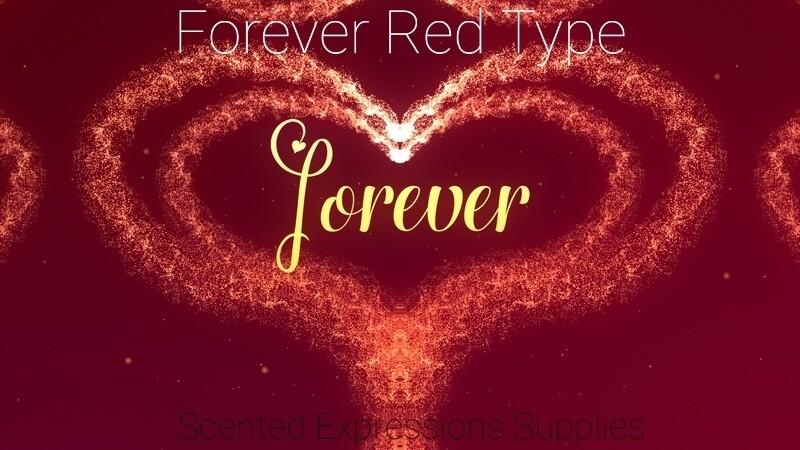 Forever Red Type Fragrance