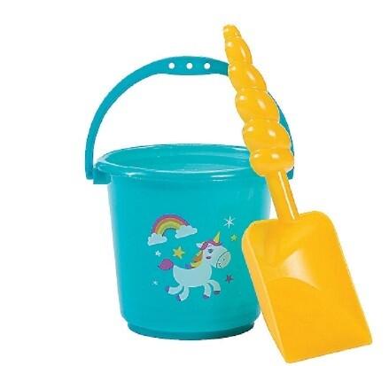 Unicorn Bath Bomb Buckets