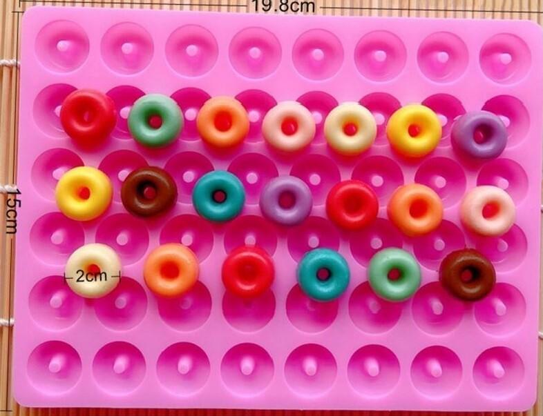 Fruit Loop Mold