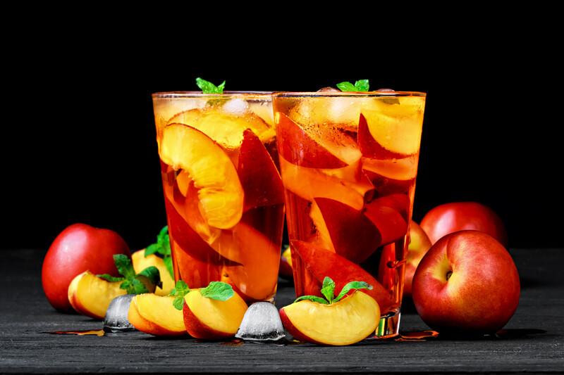 Peach Sweet Tea Fragrance